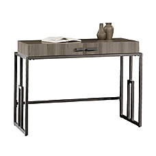 Sauder International Lux Writing Desk Diamond