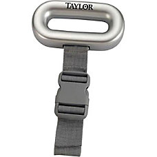 Taylor 8120 4 Digital Luggage Scale