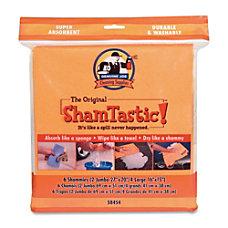 Genuine Joe Shamtastic Towels Pack Of