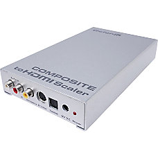 Gefen Composite to HDMI Scaler
