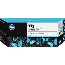 HP 772 Ink Cartridge Light Magenta