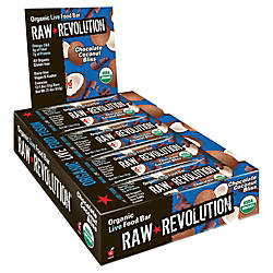 Raw Revolution Bars Chocolate Coconut Bliss