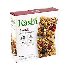 Kashi Trail Mix Chewy Granola Bars