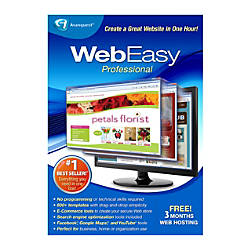 WebEasy Professional Traditional Disc