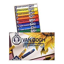 Van Gogh Superfine Oil Pastels 2