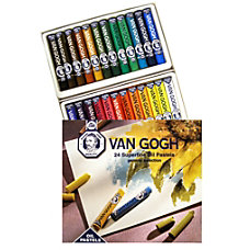 Van Gogh Superfine Oil Pastels 2