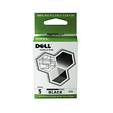 Dell Series 5 UU179 Black Ink