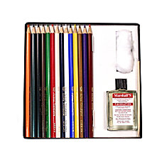 Marshalls Photo Pencil Set Deluxe Colors
