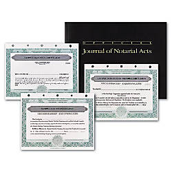 Standard Certificates Pack Of 20
