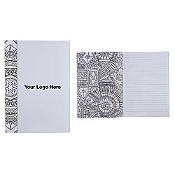 Doodle Color Therapy Notebook 8 38