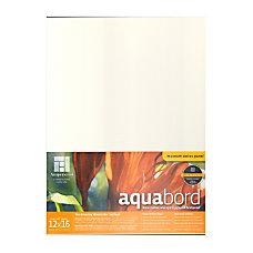 Ampersand Aquabord 12 x 16 Pack