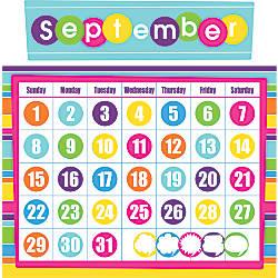Barker Creek Small Calendar Set Happy