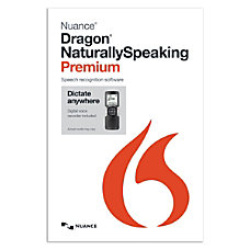 Nuance Dragon NaturallySpeaking 13 Premium Mobile