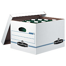Bankers Box HangNStor 60percent Recycled Storage