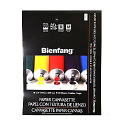 Bienfang Canvasette Paper Canvas 18 x