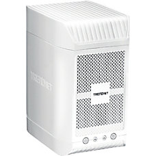 TRENDnet 2 Bay NAS Media Server