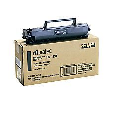 Murata TS120 Black Toner Cartridge
