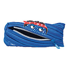 ZIPIT Talking Monster Pouch 34 H