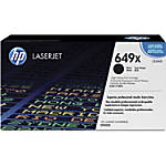 HP 649X Black Original Toner Cartridge