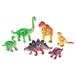 Learning Resources Dinosaur Play Set Assorted