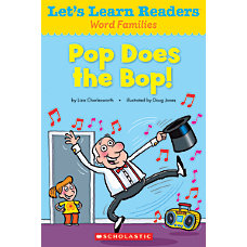 Scholastic Lets Learn Readers Pop Does