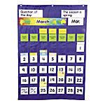 Carson Dellosa Complete Calendar Weather Pocket