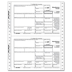 ComplyRight 1099 MISC Continuous Tax Forms