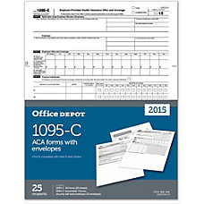 Office Depot Brand 1095 C Affordable