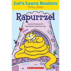 Scholastic Lets Learn Readers Rapurrzel