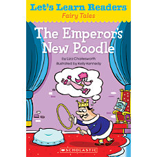 Scholastic Lets Learn Readers The Emperors