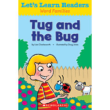 Scholastic Lets Learn Readers Tug And