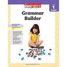 Scholastic Study Smart Grammar Builder Grade