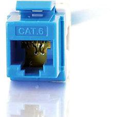 C2G 180 Cat6 RJ45 UTP Keystone