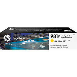 HP 981G Extra High Yield Ink
