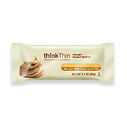 thinkThin Creamy Peanut Butter Protein Bar