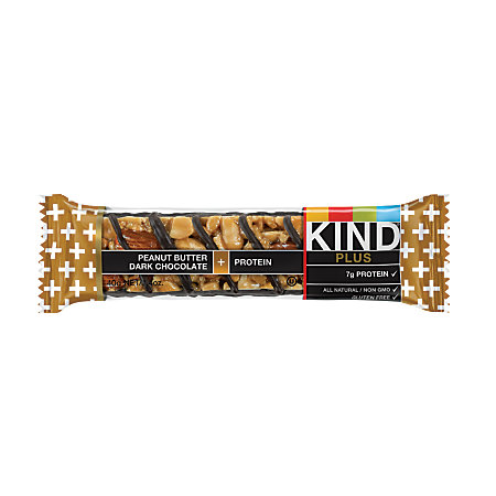 Kind Bar Peanut Butter Dark Chocolate Nutrition Facts