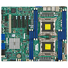 Supermicro X9DRL iF Server Motherboard Intel