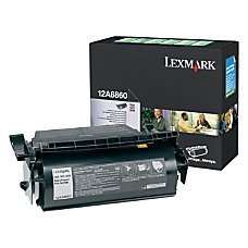 Lexmark 24B1434 Black Toner Cartridge