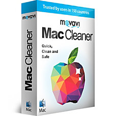 Movavi Mac Cleaner 2 Personal Edition