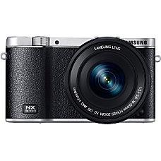 Samsung NX3000 203 Megapixel Mirrorless Camera