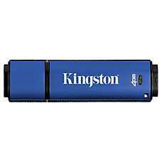 Kingston DataTraveler Vault Privacy Anti Virus