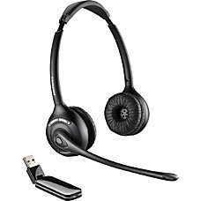 Plantronics W410 Over the head Monaural