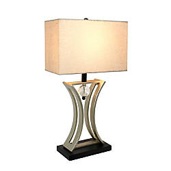 Elegant Designs Executive Business Table Lamp