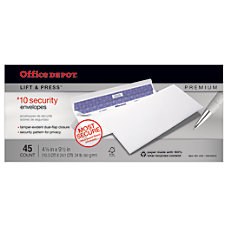 Office Depot Brand Lift Press Premium