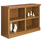 Realspace Premium Multipurpose Bookcase 2 Shelf