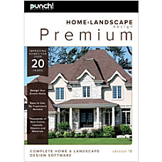 Punch Home Landscape Design Premium v18