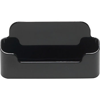 Deflect o horizontal business card holder by office depot for Officemax business card holder