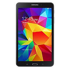 Samsung Galaxy Tab 4 Tablet With
