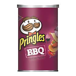 Pringles BBQ Potato Chips 25 OZ
