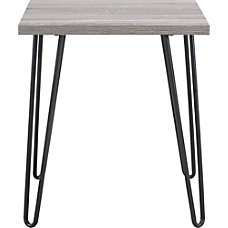 Ameriwood Altra Owen Retro End Table